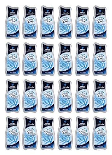 24 Pezzi Felce Azzurra Aria di Casa Gel Profumante Deodorante per Ambiente