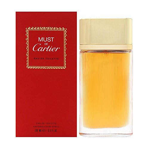 Cartier Must Eau de Toilette - 100 ml