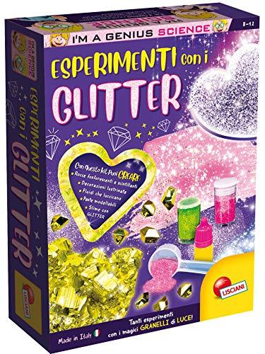 Lisciani Giochi I'm a Genius Esperimenti con Glitter