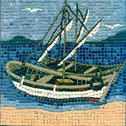 Kit Mosaico 20x20 , Barca