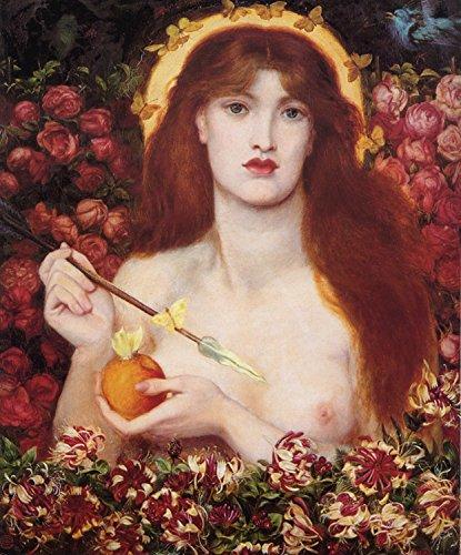 Steve Art Gallery Venus Verticordia,Dante Gabriel Rossetti,60x50cm