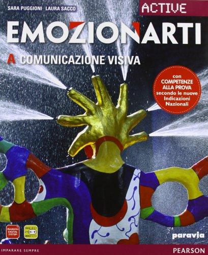 Emozionarti. Vol. A-B. Con CompetenzeLIM. Per la Scuola media. Con CD-ROM. Con espansione online. Con libro
