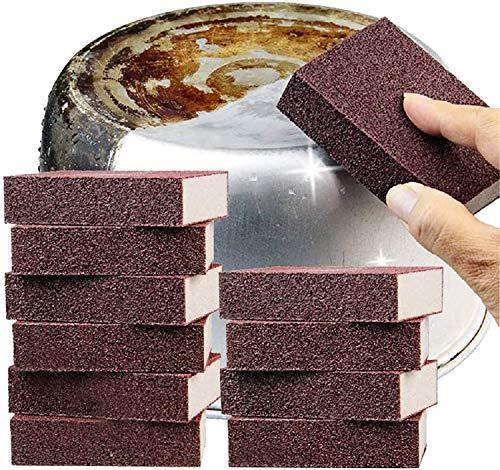 10pcs Nano Magic Eraser pulizia scrub spugna detergente per rimuovere macchie e segni ostinato Chemical free