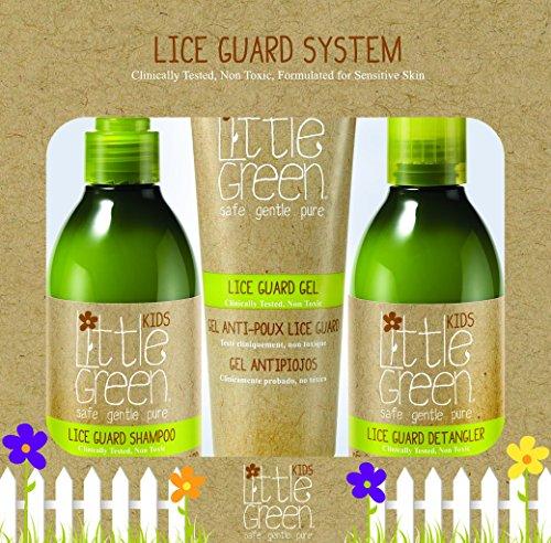 Little Green Lice Guar System - Kit Prevenzione Pidocchi - 768 Gr