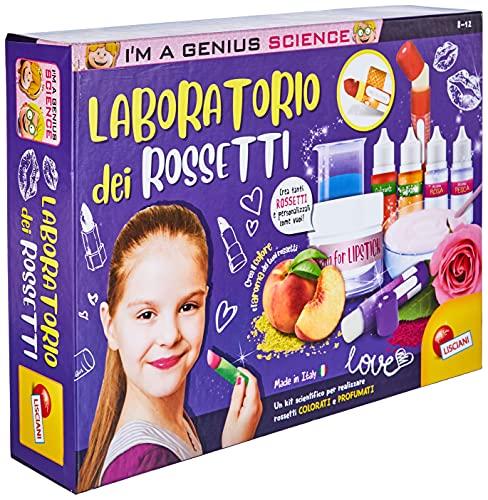 Lisciani Giochi - I'm a Genius Gioco per Bambini Laboratorio dei Rossetti, Single, 66872