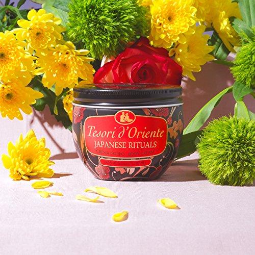 Tesori d'Oriente Crema Corpo Japanese - 300 ml