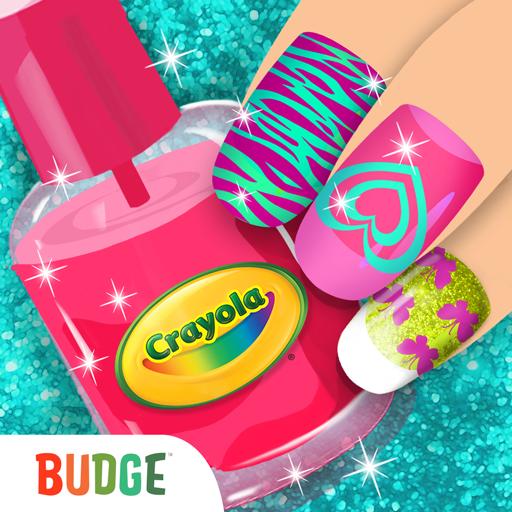 Crayola unghia Party - Un salone esperto di unghie